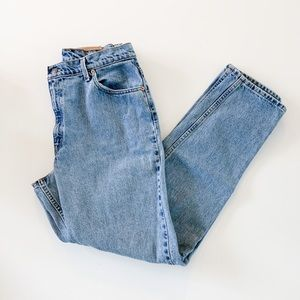 Levi's 550 Relaxed Tapered Vintage Mom Jeans | 14